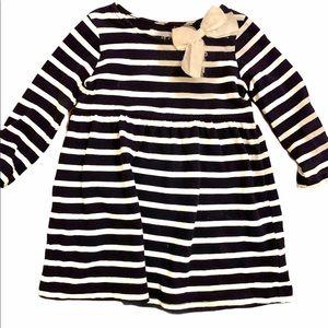 Osh Kosh Toddler Striped Dress Size 18 months